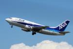 yabyanさんが、中部国際空港で撮影したANAウイングス 737-5Y0の航空フォト(写真)