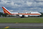 harahara555さんが、横田基地で撮影したカリッタ エア 747-4B5(BCF)の航空フォト(写真)