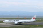 mat-matさんが、関西国際空港で撮影した日本航空 777-246/ERの航空フォト(写真)