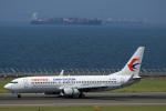 Wasawasa-isaoさんが、中部国際空港で撮影した中国東方航空 737-89Pの航空フォト(写真)