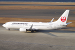 Den-Tさんが、中部国際空港で撮影したJALエクスプレス 737-846の航空フォト(写真)