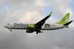 kuro2059さんが、那覇空港で撮影したソラシド エア 737-86Nの航空フォト(写真)