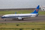 Wasawasa-isaoさんが、中部国際空港で撮影した中国南方航空 737-81Bの航空フォト(写真)