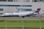 MOR1(新アカウント)さんが、福岡空港で撮影したアイベックスエアラインズ CL-600-2C10 Regional Jet CRJ-702の航空フォト(写真)