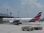 くろぼしさんが、クアラルンプール国際空港で撮影したモーリシャス航空 A330-941の航空フォト(飛行機 写真・画像)