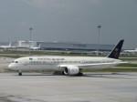 くろぼしさんが、クアラルンプール国際空港で撮影したサウディア 787-9の航空フォト(飛行機 写真・画像)