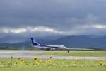 シャークレットさんが、旭川空港で撮影した全日空 737-781の航空フォト(写真)
