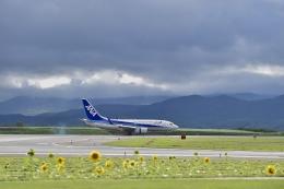 シャークレットさんが、旭川空港で撮影した全日空 737-781の航空フォト(飛行機 写真・画像)