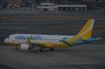 鉄バスさんが、福岡空港で撮影したセブパシフィック航空 A320-214の航空フォト(飛行機 写真・画像)