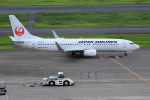 Nao0407さんが、羽田空港で撮影した日本航空 737-846の航空フォト(写真)