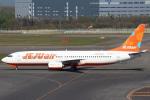 セブンさんが、新千歳空港で撮影したチェジュ航空 737-85Fの航空フォト(飛行機 写真・画像)