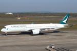 セブンさんが、新千歳空港で撮影したキャセイパシフィック航空 A350-941の航空フォト(飛行機 写真・画像)