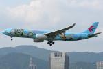タヌキさんが、台北松山空港で撮影した中国東方航空 A330-343Xの航空フォト(写真)