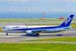CB20さんが、関西国際空港で撮影した全日空 767-381/ERの航空フォト(写真)