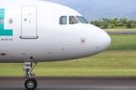 O-TOTOさんが、静岡空港で撮影したエアソウル A321-231の航空フォト(写真)