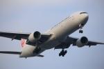 武彩航空公司(むさいえあ)さんが、羽田空港で撮影した日本航空 777-346の航空フォト(写真)