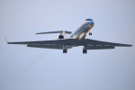 武彩航空公司(むさいえあ)さんが、羽田空港で撮影した海上保安庁 G-V Gulfstream Vの航空フォト(写真)