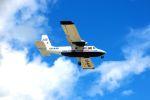 まいけるさんが、プリンセス・ジュリアナ国際空港で撮影したアンギラ・エア・サービス BN-2 Islander/Defenderの航空フォト(写真)