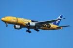BOEING737MAX-8さんが、羽田空港で撮影した全日空 777-281/ERの航空フォト(写真)