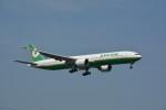 アルビレオさんが、成田国際空港で撮影したエバー航空 777-36N/ERの航空フォト(写真)