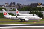 suu451さんが、伊丹空港で撮影した日本航空 737-846の航空フォト(写真)