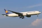 ryu330さんが、成田国際空港で撮影したルフトハンザ・カーゴ 777-FBTの航空フォト(写真)