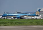 雲霧さんが、成田国際空港で撮影したベトナム航空 A350-941XWBの航空フォト(写真)