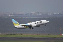 KAZFLYERさんが、羽田空港で撮影したAIR DO 737-781の航空フォト(写真)