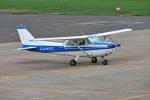 Cスマイルさんが、花巻空港で撮影した日本法人所有 172M Skyhawkの航空フォト(写真)
