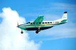 まいけるさんが、プリンセス・ジュリアナ国際空港で撮影したセント・バース・コミューター 208B Grand Caravanの航空フォト(飛行機 写真・画像)