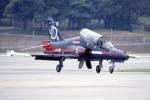 apphgさんが、シンガポール・チャンギ国際空港で撮影したブリティッシュ・エアウェイズ BAe Hawk 102Dの航空フォト(写真)