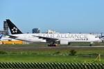 T.Kawaseさんが、成田国際空港で撮影したユナイテッド航空 777-222/ERの航空フォト(写真)