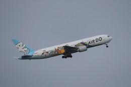 KAZFLYERさんが、羽田空港で撮影したAIR DO 767-381の航空フォト(写真)