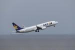 KAZFLYERさんが、羽田空港で撮影したスカイマーク 737-8HXの航空フォト(飛行機 写真・画像)