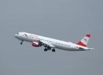 garrettさんが、パリ シャルル・ド・ゴール国際空港で撮影したオーストリア航空 A321-111の航空フォト(写真)