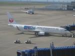 くまのんさんが、中部国際空港で撮影した日本トランスオーシャン航空 737-8Q3の航空フォト(写真)