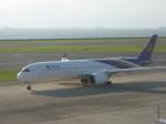 くまのんさんが、中部国際空港で撮影したタイ国際航空 A350-941XWBの航空フォト(飛行機 写真・画像)