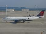 くまのんさんが、中部国際空港で撮影したデルタ航空 A330-223の航空フォト(写真)