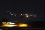 木人さんが、成田国際空港で撮影したカタール・エグゼクティブ Gulfstream G650ER (G-VI)の航空フォト(写真)