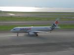 くまのんさんが、中部国際空港で撮影したジェットスター・ジャパン A320-232の航空フォト(飛行機 写真・画像)