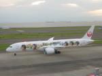 くまのんさんが、中部国際空港で撮影した日本航空 787-9の航空フォト(飛行機 写真・画像)
