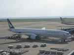 くまのんさんが、中部国際空港で撮影したキャセイパシフィック航空 777-31Hの航空フォト(飛行機 写真・画像)