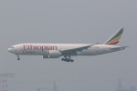 OS52さんが、香港国際空港で撮影したエチオピア航空 777-F60の航空フォト(写真)