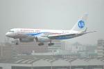 リョウさんが、福岡空港で撮影したウラジオストク航空 Tu-204-300の航空フォト(写真)