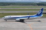 T.Kawaseさんが、新千歳空港で撮影した全日空 737-881の航空フォト(写真)