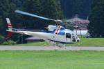 Daisuke_aizさんが、花巻空港で撮影したヘリサービス AS350B Ecureuilの航空フォト(写真)