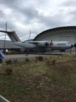 るかりおさんが、アエロスコピア航空博物館で撮影したエアバス・ミリタリ A400Mの航空フォト(写真)