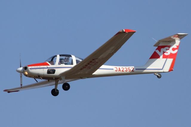 Hariboさんが、名古屋飛行場で撮影したヤマハソアリングクラブ G109Bの航空フォト(飛行機 写真・画像)