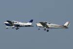 Hariboさんが、名古屋飛行場で撮影したスカイシャフト FA-200-180 Aero Subaruの航空フォト(写真)
