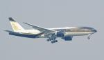 Seiiさんが、シンガポール・チャンギ国際空港で撮影した赤道ギニア政府 777-2FB/LRの航空フォト(写真)